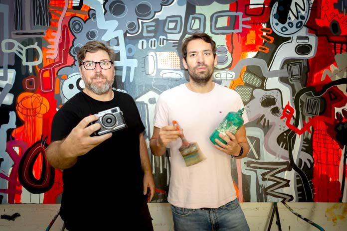 Raúl Díaz y Rafa López