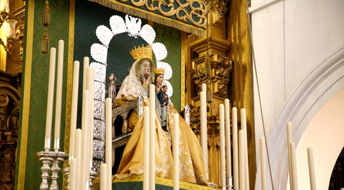 La procesión de Santa Ana