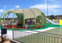 El nuevo gran parque infantil