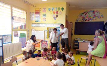 nuevo colegio para Entrenúcleos