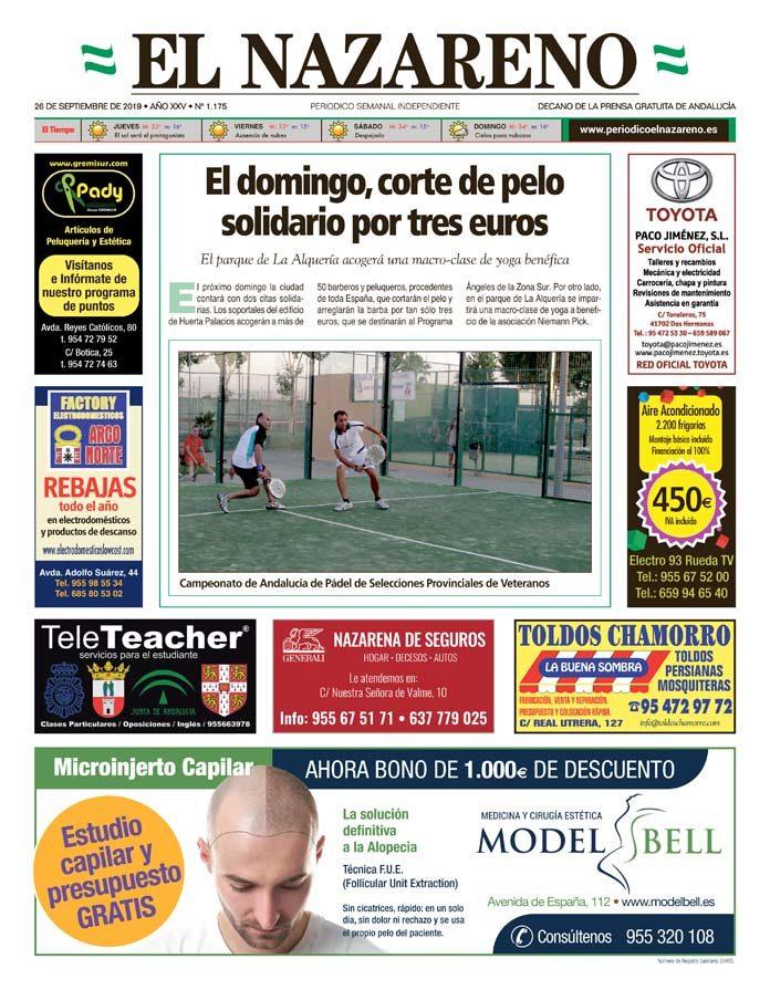 Periódico El Nazareno nº 1175