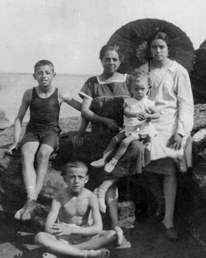 Familia Fernández Mejías