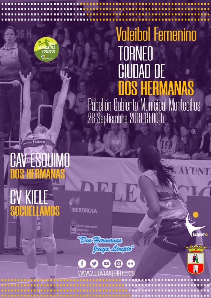 El Campeonato de Voleibol Femenino