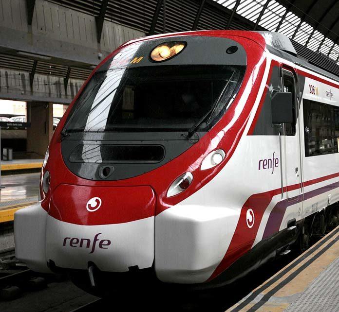 circulación ferroviaria