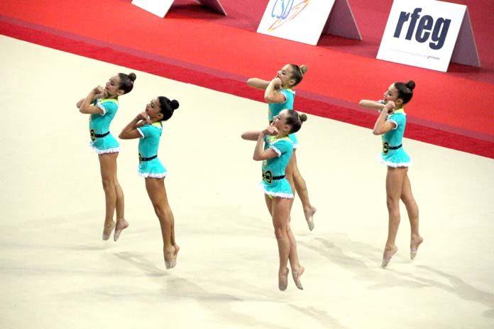 XXXIII Campeonato de Gimnasia Rítmica
