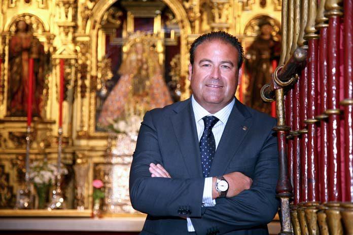 Pablo Oñós, el pregonero de Valme 2019