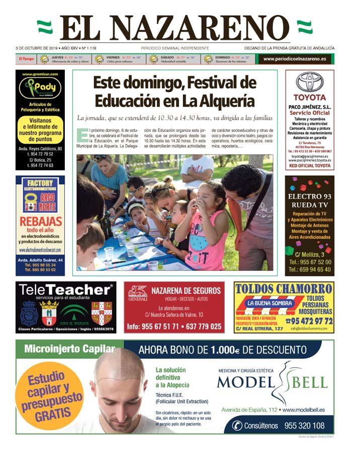 Periódico El Nazareno nº 1176