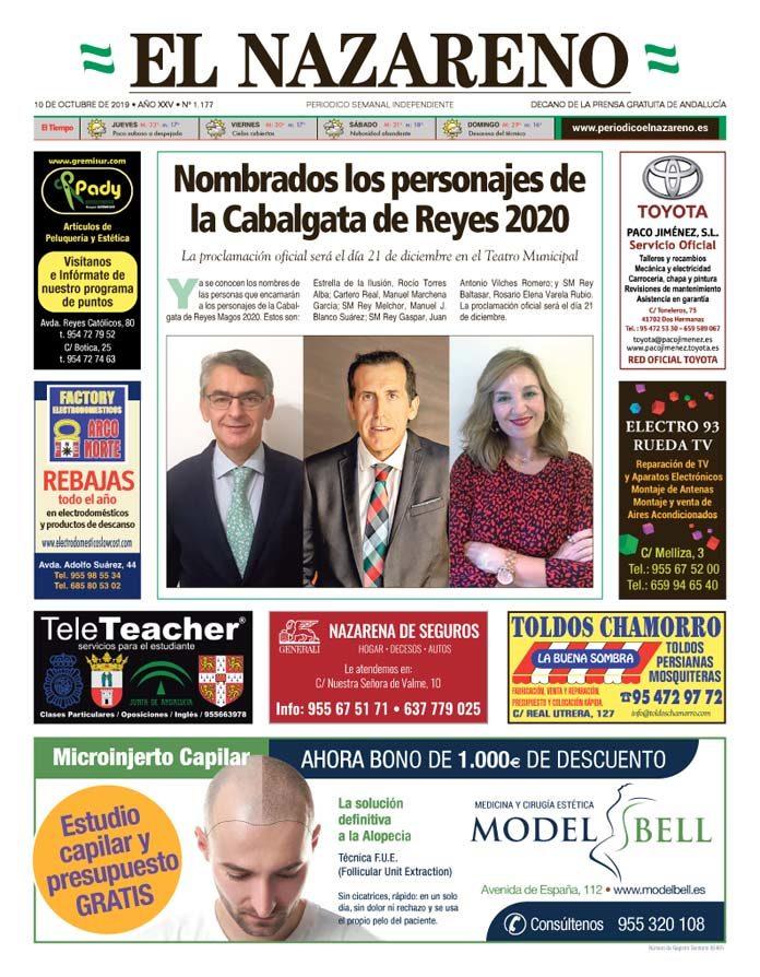 Periódico El Nazareno nº 1177