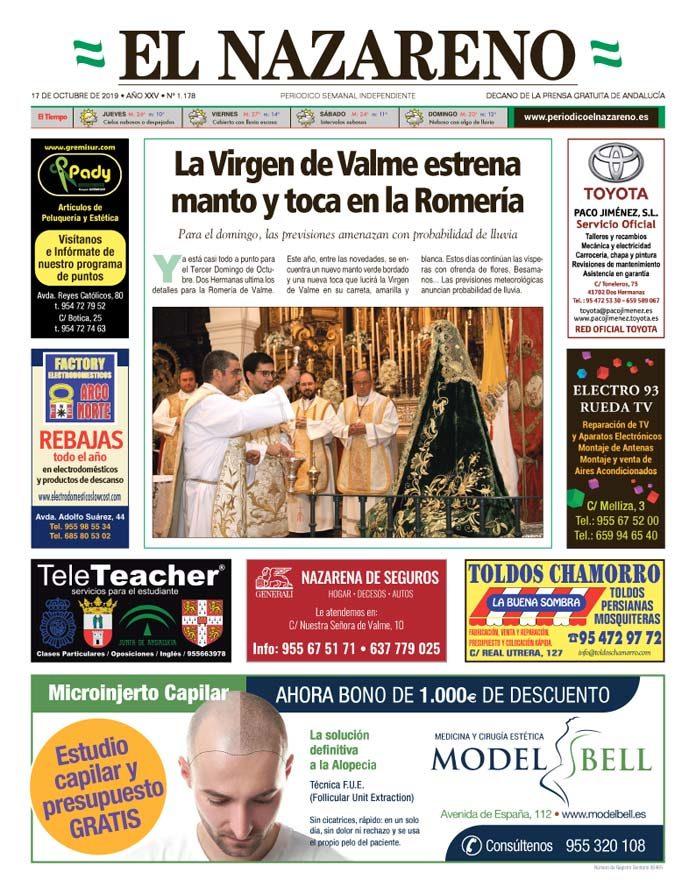 Periódico El Nazareno nº 1178