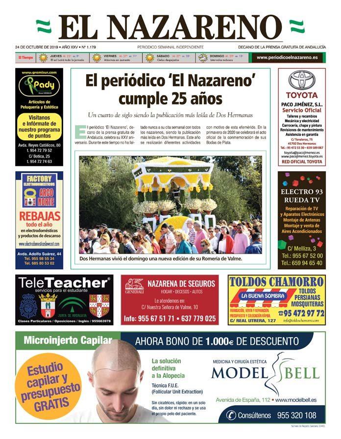 Periódico El Nazareno nº 1179