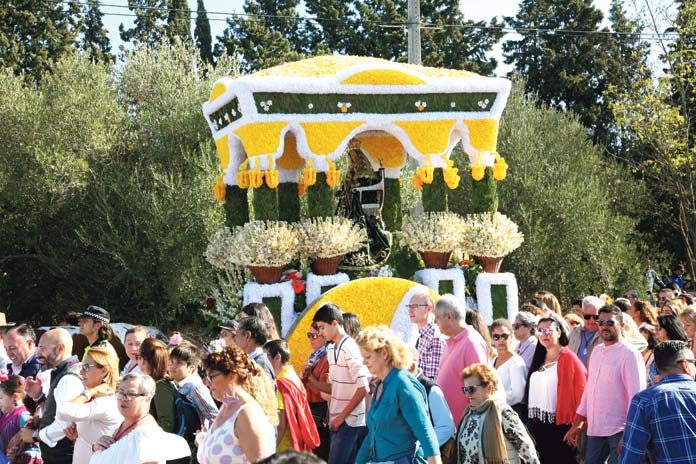 Fiestas Nazarenas
