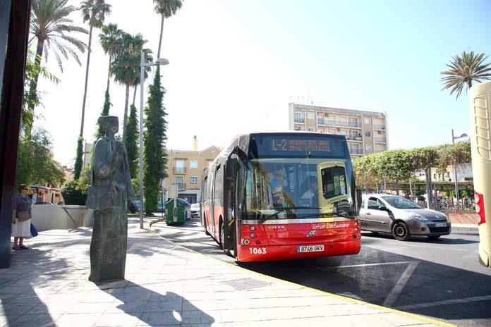 concurso para el transporte público