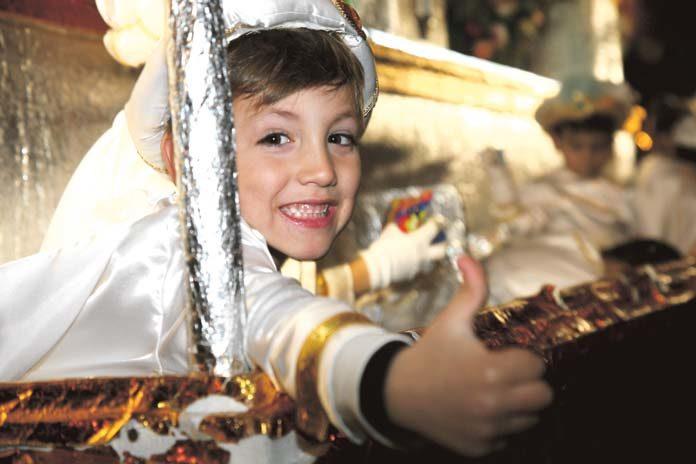 Solicitudes de niños y beduinos