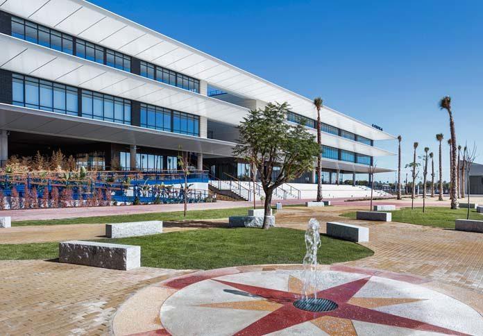 El nuevo Campus de Loyola