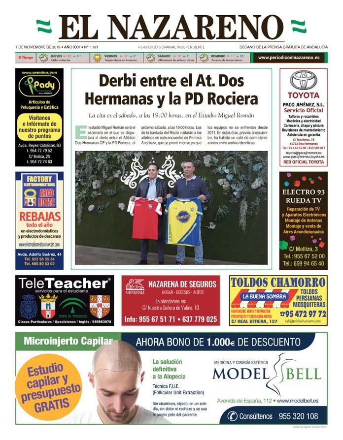 Periódico El Nazareno nº 1181