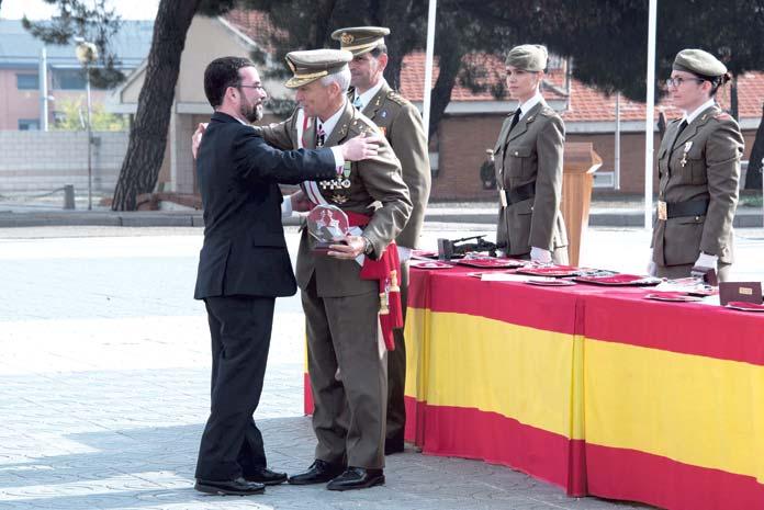 Premio General del Ejército Íñiguez del Moral 2019