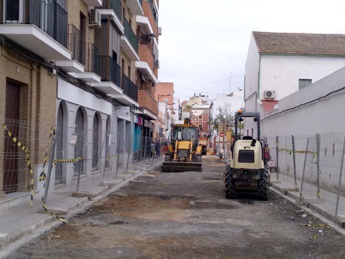 calle Purísima Concepción