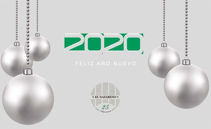 El equipo del periódico El Nazareno