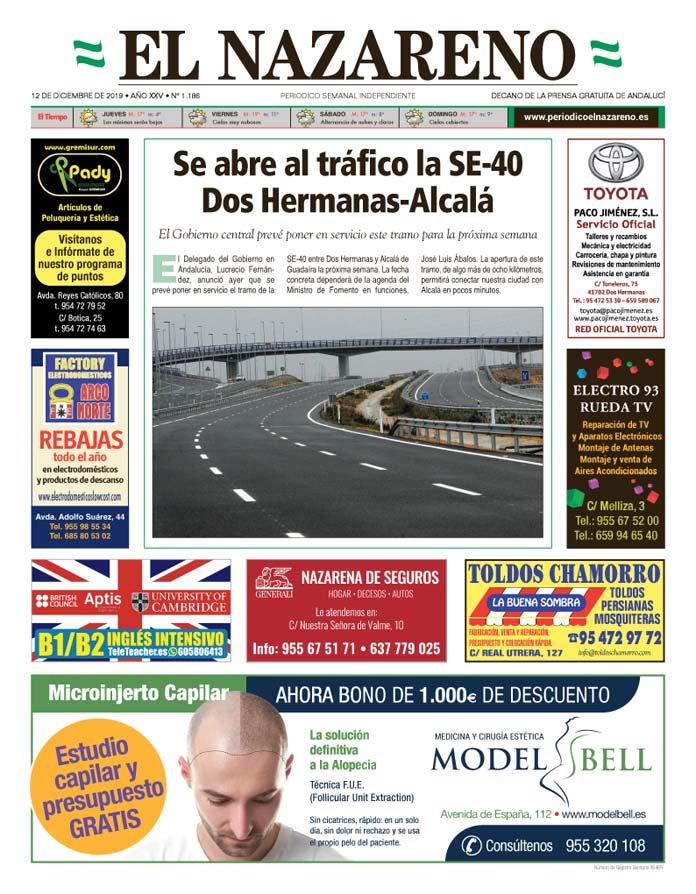 Periódico El Nazareno nº 1.186
