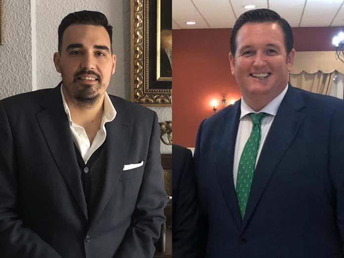 José Carlos Gómez y Pablo Moreno