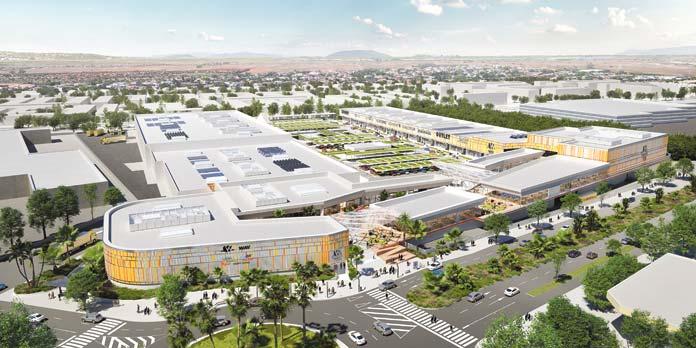Centro Comercial y de Ocio WAY