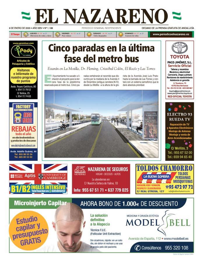 Periódico El Nazareno nº 1.188