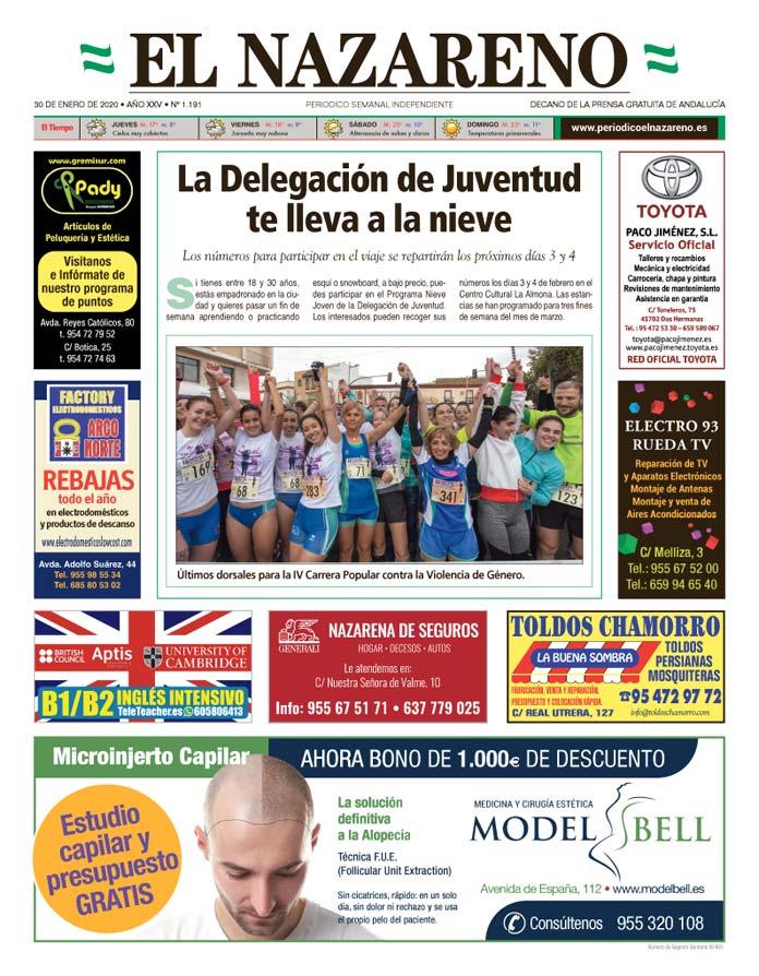 Periódico El Nazareno nº 1.191
