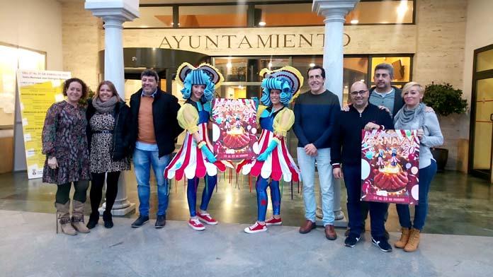 Carnaval de Dos Hermanas 2020