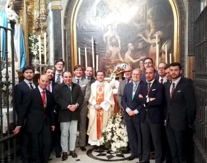 la hermandad Sacramental