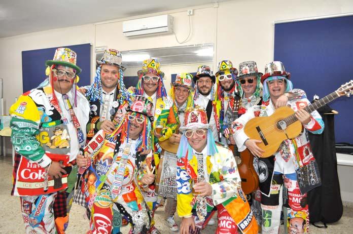 agrupaciones carnavaleras nazarenas