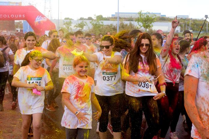 Festival Holi Colours 2020