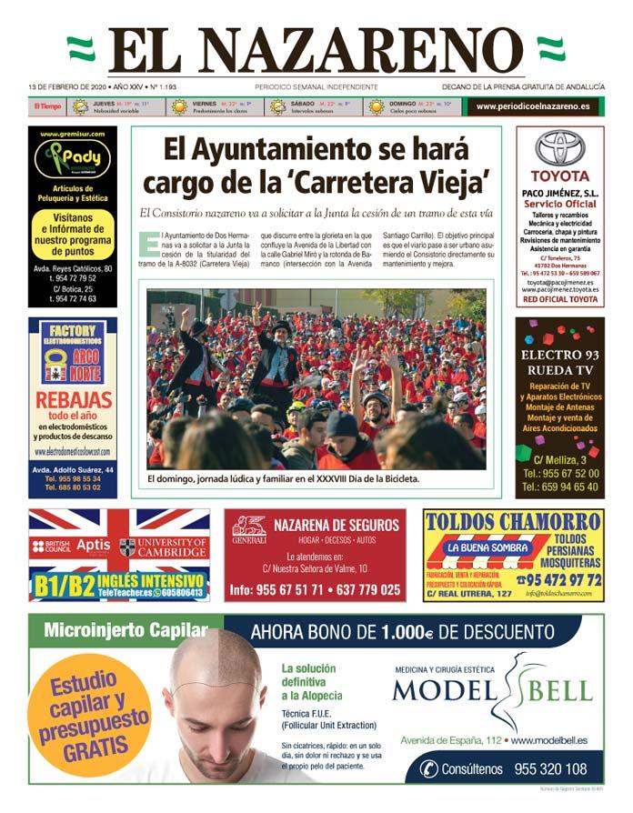 Periódico El Nazareno nº 1.193