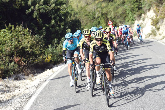 La Vuelta Ciclista a Andalucía 2020