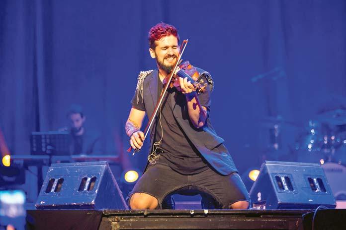 El violinista rebelde