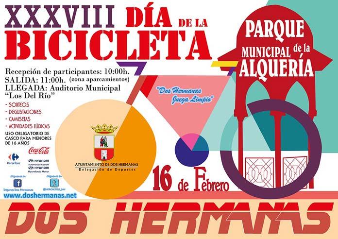 XXXVIII Día de la Bicicleta
