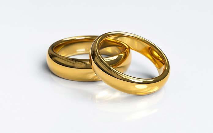Las bodas civiles