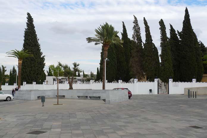 El cementerio de San Pedro