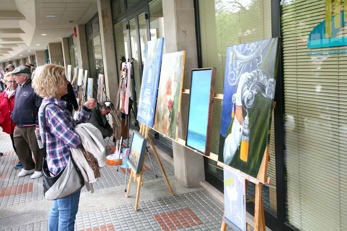 XXV Muestra de Artes Plásticas al Aire Libre