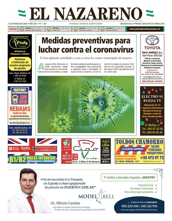 Periódico El Nazareno nº 1.197