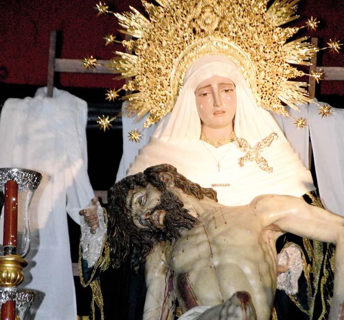 Viernes Santo 2020 nazareno