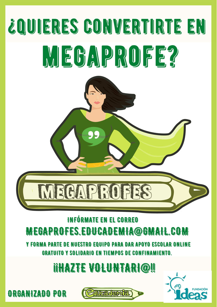 proyecto «Megaprofes»