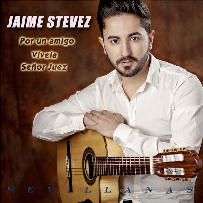 El cantante Jaime Stévez