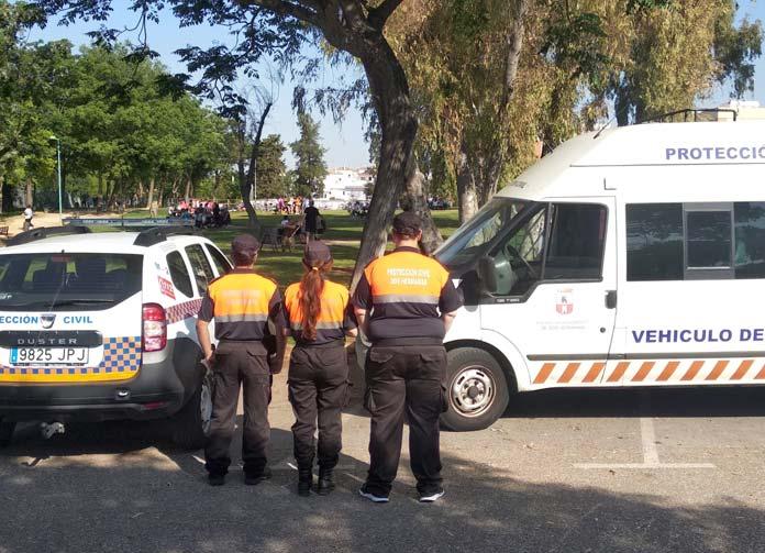 Protección Civil de Dos Hermanas