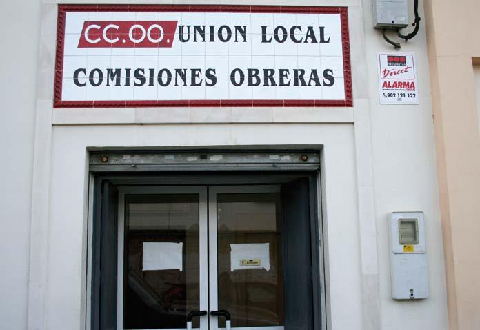 CCOO Dos Hermanas