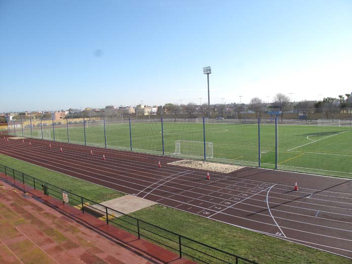 Complejo Deportivo Los Montecillos