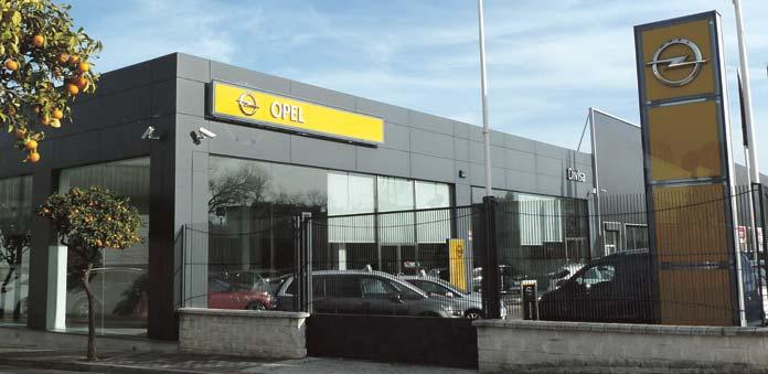Opel Divisa Automoción