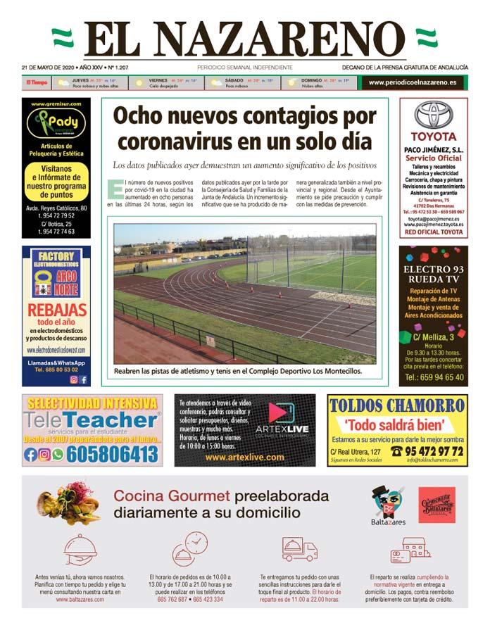 Periódico El Nazareno nº 1.207 de 21 de mayo de 2020