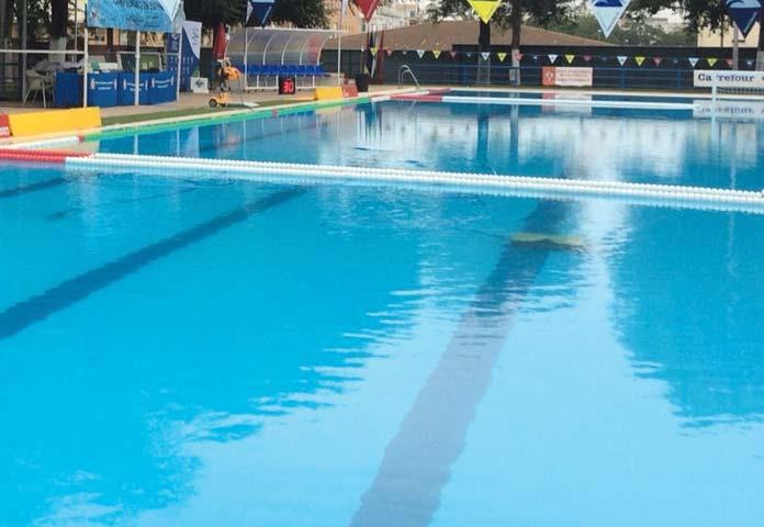 temporada de piscina