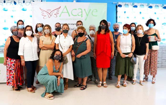 costureras solidarias de Acaye