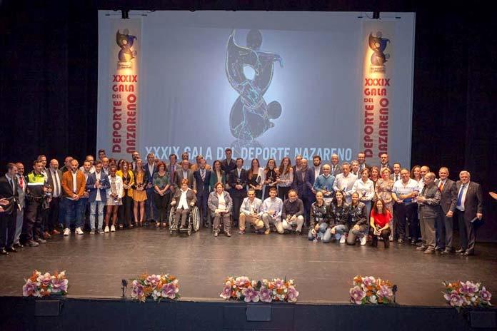 40ª Gala del Deporte Nazareno